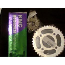 Kit Competicao Relacao Reduzida+kit Iridium P/ Cg 82/titan99