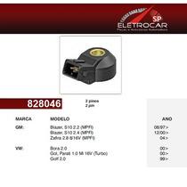 Sensor De Detonação Gm Chevrolet Blazer, S10 2.2, 2.4 Mpfi 9