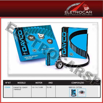 Kit De Distribuição Correia + Tensor Gm General Motors Cheve