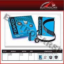 Kit De Distribuição Correia + Tensor Gm General Motors Calib