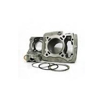 Kit Competicao Titan/fan E Nxr 150 P/ 200cc Kit Preparado