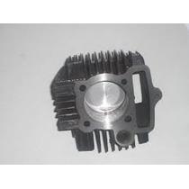 Kit P/honda (cilindro Pistao E Aneis 2mm) Biz 100 /pop 100
