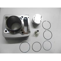 Kit Aumento Cilindrada Cbx 250 Twister P/265cc Pistao 1.50mm