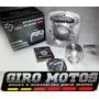 Kit Cilindro Motor C/ Pistão E Anéis Cbx200 / Xr200 / Nx200