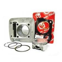 Kit Aumento Cilindrada Nx/cbx/xr 200 C/pistão Crf 230 66mm