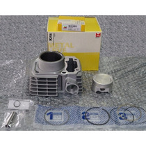 Kit Cilindro Motor Pistão / Anel Titan 150 (todas)