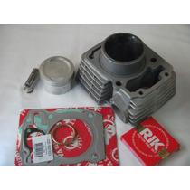 Kit Competição (cilindro/pistão/aneis 3,00)titan/fan/nxr150