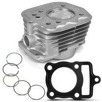 Kit Cilindro Honda Fan Ks 125cc 2003 A 2006 2007 2008 Moto