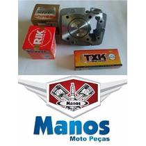 Kit Potencia Titan150 C/pistao 2mm De 67,5mm De Crf 230cc