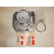 Cilindro Motor Falcon 00/15 Completo Original Honda Std