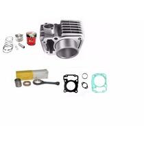 Kit Aumento Potencia 170cc Fan125-bros125 09-15 C/biela