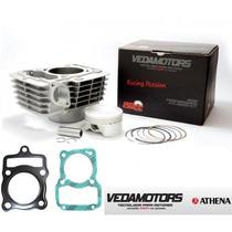 Kit 190cc Athena Cg / Fan / Titan 150 + Comando 286°+ Brinde