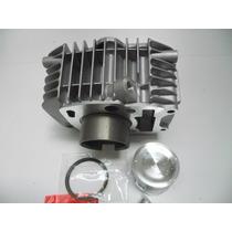 Kit Aumento Cilindrada 2mm Biz125 140cc Fabao Moto Pecas