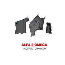 Kit Capa Correia Palio Fire 1.0 8v 01/09 Gas - Flex