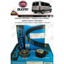 Correia Dentada + Tensor Ducato Multijet 2.3 (2010/...)