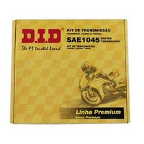 Kit Relação Did Tornado Todas C Retentor 49958 Dourada Rs1
