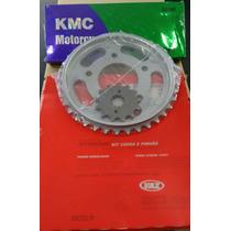 Kit Relação Cbx 250 Twister Vaz/kmc Oferta