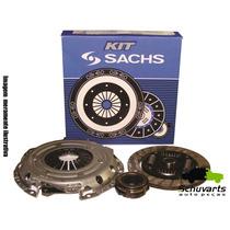 Kit Embreagem Honda Fit 03/08 1.4 8v Original Sachs Novo