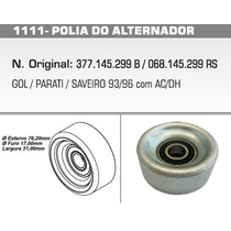Polia Alternador Vw Gol/parati/saveiro/santana 94/ C/