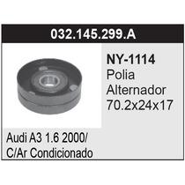 Polia Alternador Vw Gol/parati 1.0 Mi 16v - 70mm