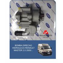 Bomba Direcao Hidraulica Renault Master 2.5 2005/...