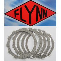 Discos De Embreagem (fricção) Virago 250 ( 5 Pcs ) -flynn