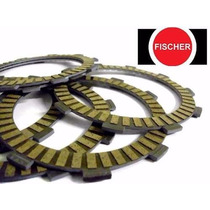 Disco De Embreagem Fischer Xr200 Cg125/150 Bros Xl125