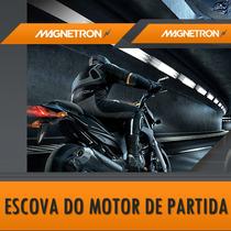 Escova Do Motor De Partida Biz 125 - Magnetrom