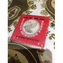 Anel De Pistao Honda Xl250r Xl250 0,50mm Original