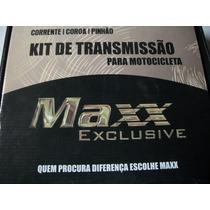 Relação Kit Transmissão Aço 1045dafra Apache 150 10/13 Max
