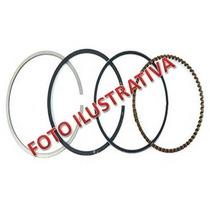 Anéis De Segmento Biz100 / C100 Drean / Web100 Std (jogo