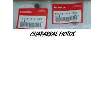Jogo 2 Retentores Valvula Honda Cg 125 Bolinha Original