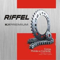Kit Relação Honda Nx 400 Falcon - Riffel
