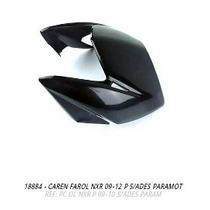 Carenagem Farol Nxr150 Bros 2009-2012 Preto S/adesivo