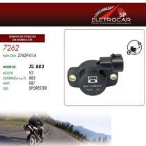 Sensor De Posição Da Borboleta (tps) Harley Davidson Xl 883