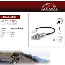 Sonda Lambda Honda Cg 150 Titan 09 Em Diante (sensor De Oxig