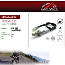 Sonda Lambda Yamaha Xtz 250 Lander 09 Em Diante (sensor De O