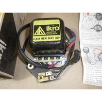Regulador De Voltagem Chevette Opala Alternador Delco