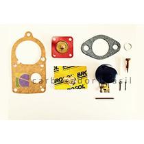 Kit Reparos Brosol Fusca 30 Pic - Carburador Brasil