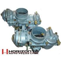Carburador Kombi Fusca 1600 Solex H32/34 Pdsi.2 Gasolina