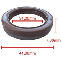 Retentor Dianteiro Bomba Oleo Fiat Marea 2.0 2.4 20val