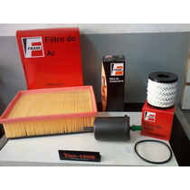 Kit Filtros Ar /oleo E Combustivel Citroen C4 Pallas 2.0