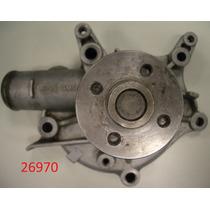 Bomba D Agua Motor Empilhadeira Mitsubishi 2.0 8v Clark 2.4