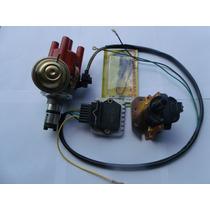 Alternador 55ah+ Kit Ignição Eletrônica Fusca Brasilia Kombi