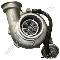 Conjunto Rotativo Turbina Mercedes Acello 915c Kkk K16