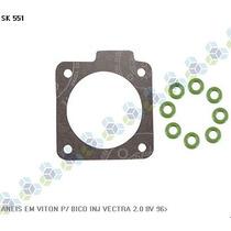 Anéis Em Vitonbico Injetor Vectra 2.08 8v 96/... - Schuck