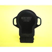 Sensor Tps Posição Borboleta Pajero 3.0 3.5 Md614697 97-2001