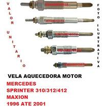 Vela Aquecedora Mercedes Sprinter 310/312/412 96ate01 Maxion