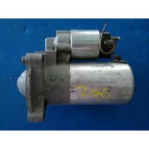 Motor Arranque Peugeot 206 1.6 9647982880 Original