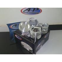 Pistão Afp+travas+adesivos Vw Ap 2.0 82.5mm /83mm/ 83.5mm/84